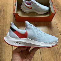 Nike Women's Zoom Winflo 6 Trainers Size UK 5.5 EUR 39 Blue AQ8228 401 NEW