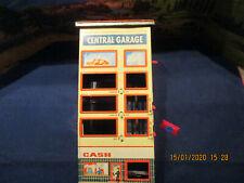 """Technofix Garage ancien en tôle Station services  """"Ascenseur pour voitures"""""""