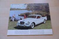 212219) Studebaker Hawk Prospekt 1960