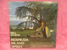 SEALED Bill Byron 'Bermuda Island Spirit' LP