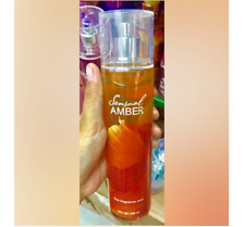 Bath And Body Works Fragrance Mist Sensual Amber