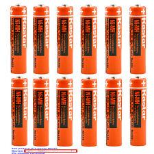 Kastar Ni-MH Battery for Panasonic KX-TG7871SDS KX-TG7872 KX-TG7872S KX-TG7873
