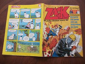 Zack Nr.23/1976 ohne Poster