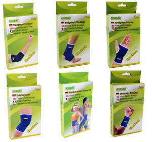 Bandage Ellenbogen, Handgelenk, Rücken, Fußgelenk, Knie, Unterarm Bandagen