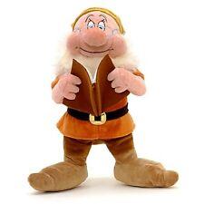 "Disney Snow White Dwarfs Doc Soft Stuffed Plush Doll Toy 16"" 30 cm"