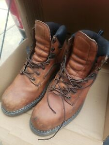 """Men's Red Wing #2226, 6"""" Steel Toe, Leather Work Boot"""