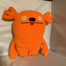 "UglyDolls MRS. KASOOGI Orange 12"" Plush Toy Doll Uglydoll  Free Ship"