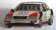 DTM 1990 AUDI v8 CHAMPION pin Hans-Joachim Stuck Team SMS #44