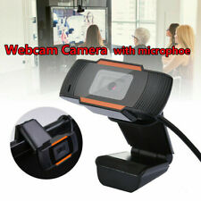 1080P HD Webcam Auto Focusing Web Camera For PC Laptop Desktop
