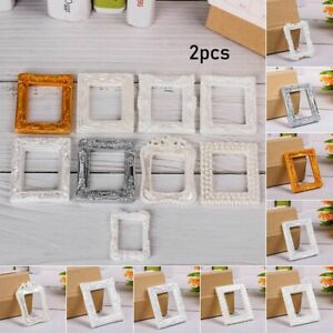 Accessories Doll House Decoration Resin Photo Frame Simulation Furniture Model