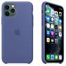 Apple Echt Original Silikon hülle für iPhone 11 Pro (5,8) - Leinenblau