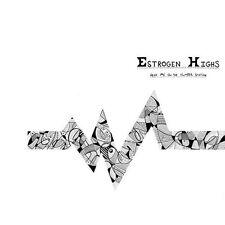 ESTROGEN HIGHS - HEAR ME ON THE NUMBER STATION  LP + DOWNLOAD NEU