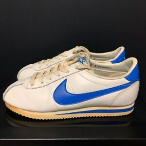 NIKE Leather Cortez Vintage  Shoes Used US9 Authentic From JAPAN