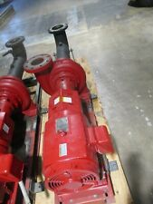 Bell Amp Gossett Pump 1510 Bf 9375 5bc 20hp 1800rpm 175psi Used