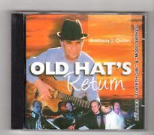 (IL695) Anthony J Quinn, Old Hat's Return - CD