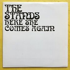 The Stands - Here She Comes Again - Card Sleeve - Promo CD