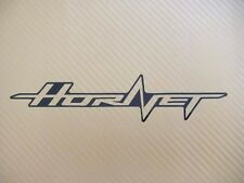Hornet 600 2010 Outline Track bike or road fairing Decals Stickers PAIR #10