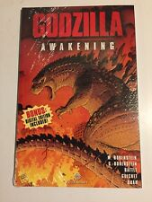 """Godzilla""~Awakening~Lege ndary Comics~by Max & Greg Borenstein~Promo~Gn~M/Nm!"