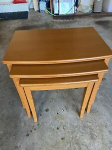 Chiswell Nest of Tables - Mid-century