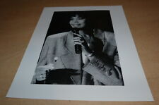 WITHNEY HOUSTON  !!!!!!!!!!!!!VINTAGE !!!FRENCH!!!! Mini poster  !!!