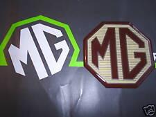 MGTF MG TF Rear or Front Badge Insert Brand New mgmanialtd.com