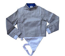 "Fencing Electric Women's Sabre Lame L/H 350 NW CE Level 1 US Size 36""-37"""