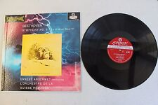 ERNEST ANSERMET / Beethoven Symphony No.5 / London-Decca FFSS WB BB, CS 6037