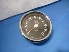 NOS BSA Black Face Tachometer  3:1,  A65L, Rocket 3, RSM-3003/14A Firebird   LU5