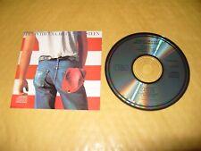 Bruce Springsteen Born In The USA cd 1984 Euro / Japan cd No Barcode Ex Conditio