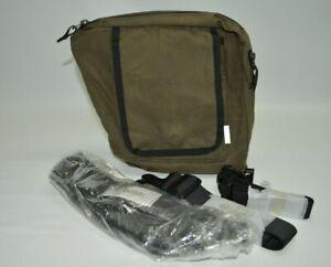 bolstr Zip Convertible Multi-functional Crossbody Shoulder Bag Olive