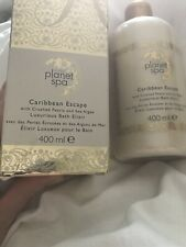 Avon Planet Spa Caribbean Escape Bath Bath Elixie. 400ml New