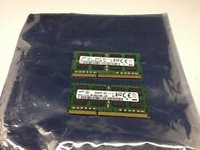 8GB 2 X 4GB SAMSUNG LAPTOP DDR3 Ram MEMORY 2RX8 PC3-12800S 1600MHZ