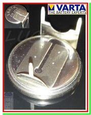 Batteria Pila Litio VARTA 2032 Pin Saldare Orizzontale Backup Circuito Stampato
