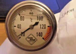 Suzuki DL650 V-Strom Ölthermometer von Moto Detail