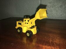 1:87 1979 HOT WHEELS FRONT END LOADER MADE IN MALAYSIA