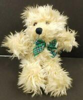 Vintage 1993 Plush R. Dakin & Co. Miniature Fluffy Teddy Bear No. 118