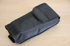 Generic black fitted case pouch for Canon 600ex rt speedlite flash UK in stock