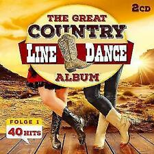 The Great Country Line Dance Album 40 Hits von The Nashville Line Dance Band (2015)