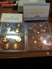 2009 18 Coin US Mint Proof Set w/ Box and Certificate