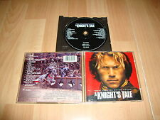 A KNIGHT'S TALE CD DE LA BANDA SONORA MUSIC FROM THE MOTION PICTURE SOUNDTRACK