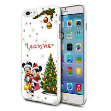 Personalised Christmas XMAS Festive Phone Case Cover For Apple Samsung - 107