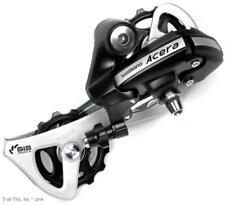 Shimano Acera RD-M360 SGS 7/8-Speed Rear MTB / Hybrid Bike Derailleur Long-Cage