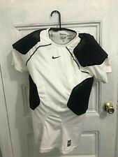 Nike Pro Combat Mens XL Hyperstrong Deflex 4 Pad Compression Football Shirt