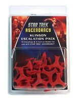 Gale Force Nine, Star Trek Ascendancy Klingon Escalation Pack, New