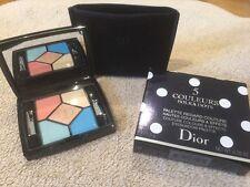Dior 5 Couleurs Polka Dots Bright Eyeshadow Palette 366 Bain De Mer BNIB