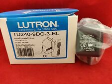 LUTRON TU240-9DC-3-BL ITE POWER SUPPLY BLACK NEW