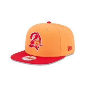 Tampa Bay Buccaneers New Era 9FIFTY NFL Throwback Historic Snapback Hat Cap Flat