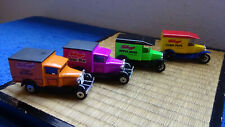 Vintage Matchbox Delivery Trucks Kellogg's Cereal Diecast VERY CLEAN