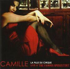 Camille O'Sullivan - La Fille du Cirque (Live at... - Camille O'Sullivan CD EQVG