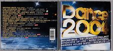 DANCE 2004 CD SONY FRANCE VARIOUS ARTISTS BENASSI BROS THE UNDERDOG PROJECT